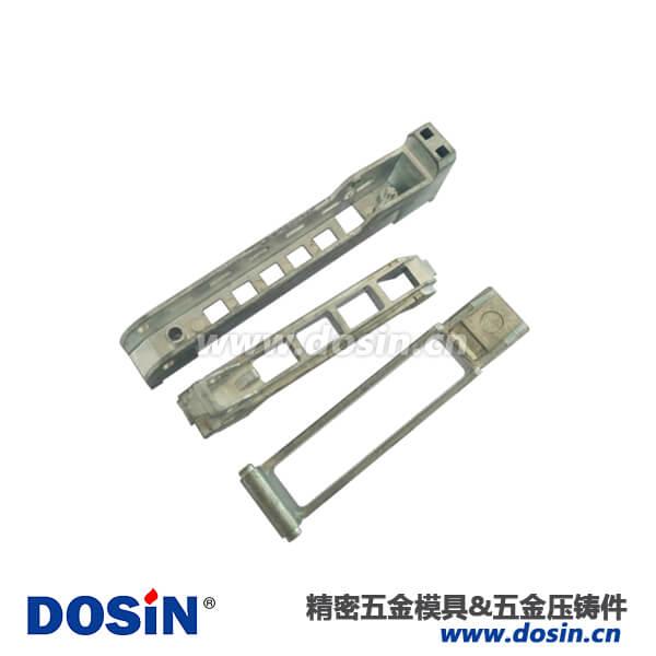 宁波锌合金压铸光模块连接器外壳