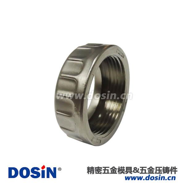 厦门锌合金压铸镀铬连接器新能源外壳