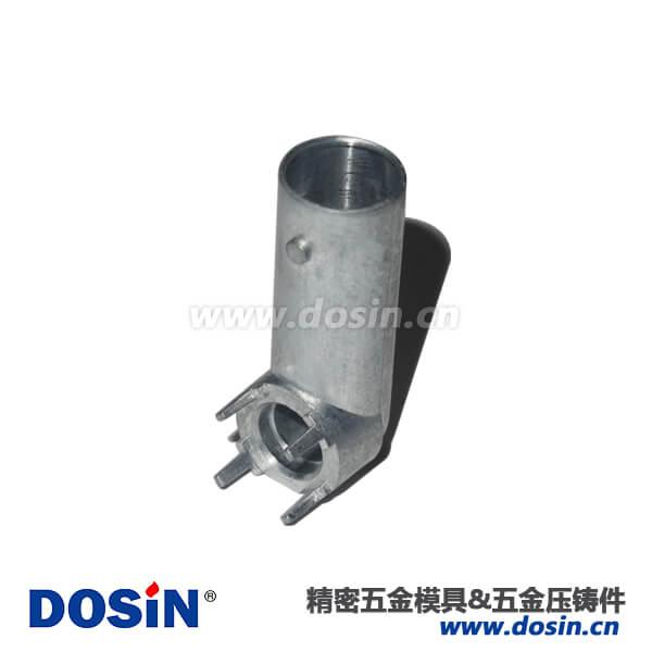 河北锌合金压铸RF射频BNC连接器外壳