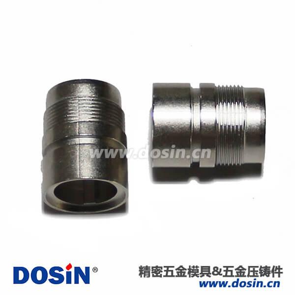 铝合金压铸壳体圆形连接器