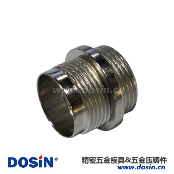 锌合金压铸航空头连接器外壳(图)
